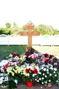 Погребение в Бозе почившего схиархимандрита Феофана (Данькова)