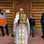 Память святителя Гурия, архиепископа Казанского. Престольный праздник в одном из храмов Ближнего скита