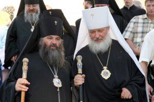 50-летие митрополита Саранского и Мордовского Варсонофия