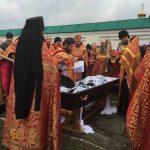 Отошел ко Господу старейший насельник Святой Обители — иеросхимонах Силуан (Шнякин)
